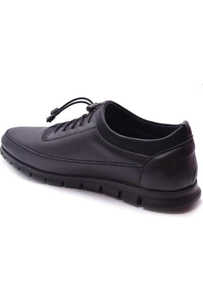 Ayakkabı Burada 301 Topuk Masajlı Deri Erkek Ayakkabı