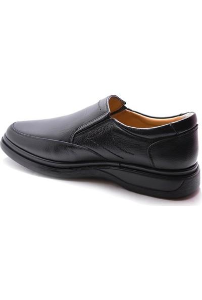 Ayakkabı Burada 309 Yumuşak Deri Erkek Ayakkabı