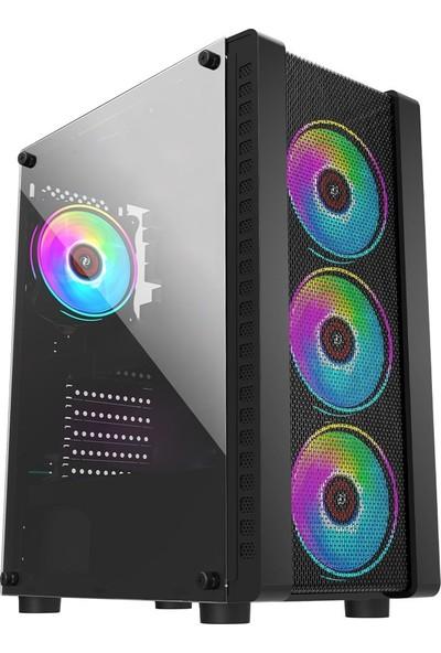 """Turbox ATM900068 i7 8GB Ram 2TB Hdd 4GB EK. 21.5"""" Mon. Oyun Bilgisayarı"""