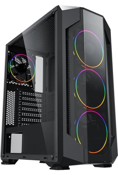 "Dragos ATM9919681 Intel Core i5 9400f 8GB 240GB SSD 2GB GT1030 Freedos 21.5"" Full HD Oyun Bilgisayarı"