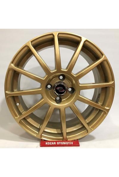 Arc 4X100 ARC-1065 7*17 ET35 Gold Arc