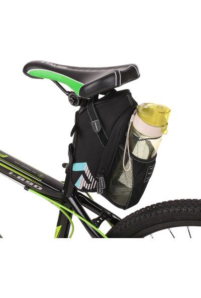 Roswheel Yansıtıcı Bisiklet Çantası Eyer Çantası Açık