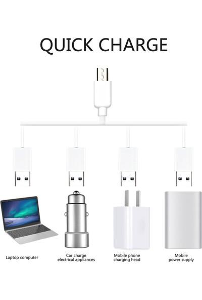 Buyfun USB Şarj Bisiklet Dönüş Işığı Yok Tel Uzaktan Kumanda