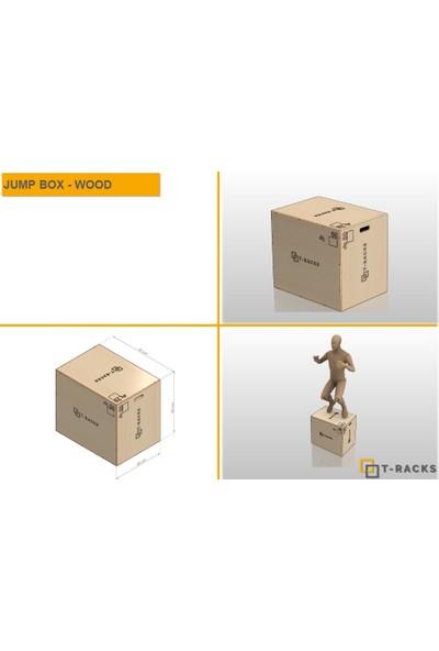 T-racks Jump Box Wood ( Ahşap Zıplama Kutusu )
