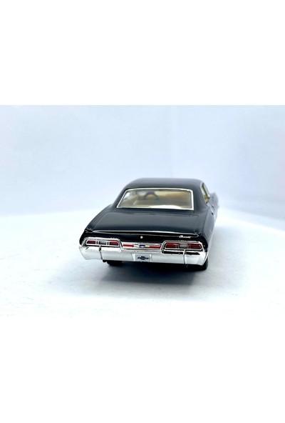 Kinsmart Çekbırak 1967 Chevrolet Impala