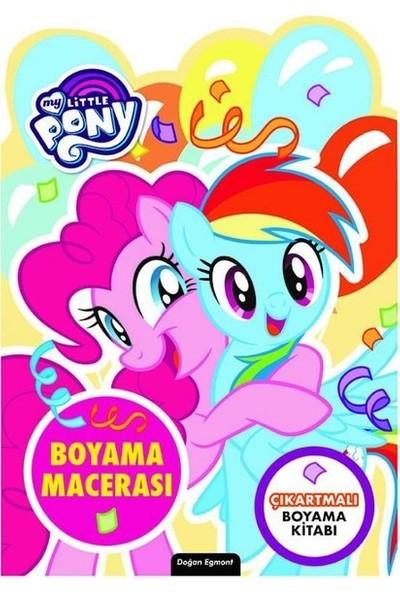 Doğan Egmont Yayıncılık My Little Ponny Özel Kesimli Boyama Macerası