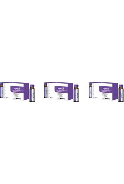 Eczacıbaşı Dynavit Diamond Collagen - Takviye Edici Gıda 10 Şişe / 50 ml 3'lü Paket
