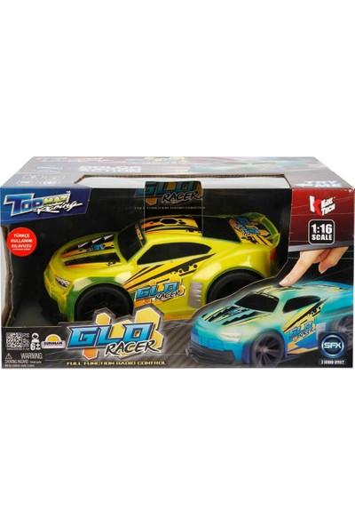 Kidztech Uzaktan Kumandalı Sesli Işıklı Glo Racer Araba S00084491