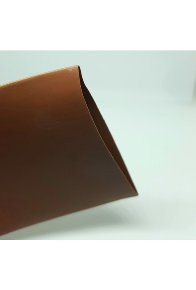 Woer Isı Ile Daralan Makaron Kahverengi 51mm - 3 m
