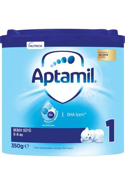 Aptamil 1 Bebek Sütü 350 g 0-6 Ay Akıllı Kutu