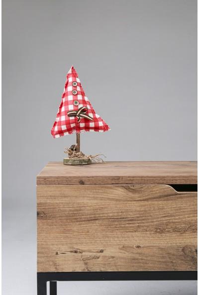 1Se2Ge Handmade Dekoratif Ağaç Figürü