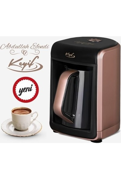 Abdullah Efendi Keyif Türk Kahve Makinesi