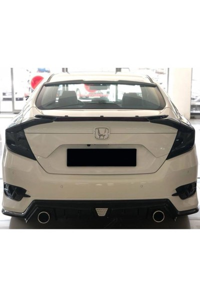 Snt Honda Civic Fc5 Mugen Arka Ek 2016-2020