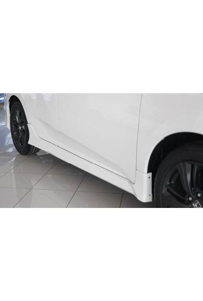 Snt Honda Civic Fc5 Modulo Asian Body Kit 2016-2020