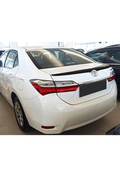 Snt Toyota Corolla Anatomik Spoiler 2013-2018