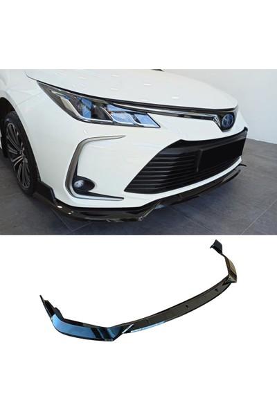 Snt Toyota Corolla 3 Parça Ön Lip 2019+