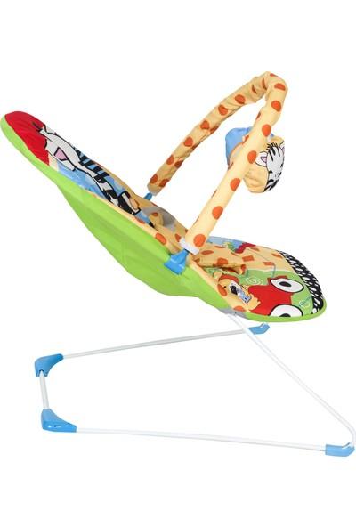 Aybaby Bounce Yaylanabilen Ana Kucağı - Zebra