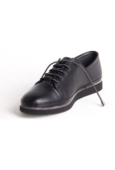 Marıne K196 Deri Kadın Ayakkabı
