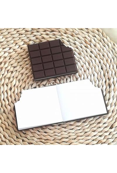 Dream Butik Çikolata Not Defteri