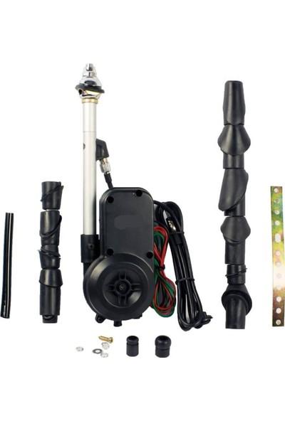 Niken Otomatik Anten 5 Kademeli 12 Aparatlı 12V