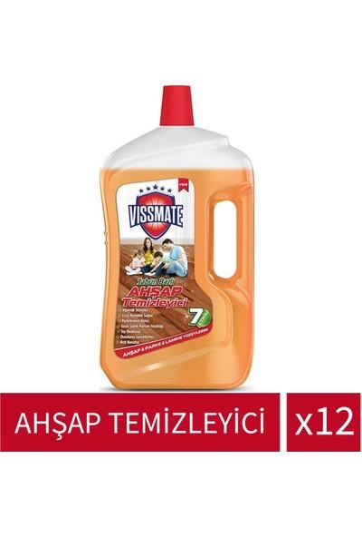 Vissmate Ahşap Temizleyici 750 ml '12 Adet