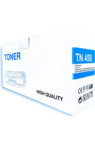 Toro Muadıl Drum Unıt Brother TN450/2280 White Box