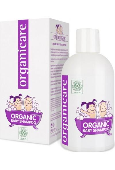 Organicare Bebek Şampuanı 250 ml + Boğaz Pastili
