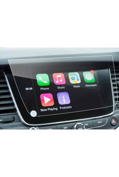 Aeltech Opel Crossland x 8 Inç Navigasyon Temperli Ekran Koruyucu