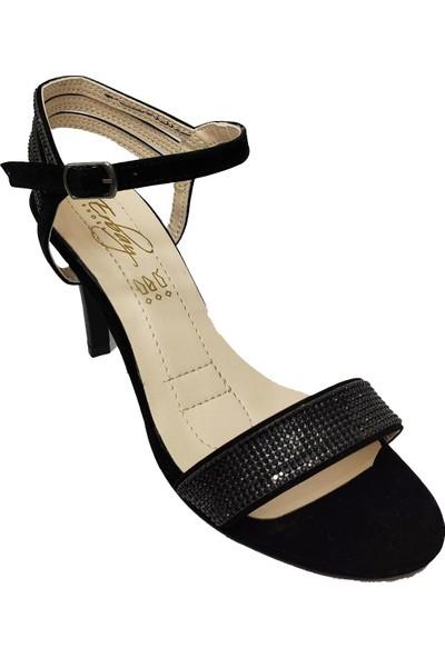 Erbay 90 Taşlı Abiye Kadın Sandalet