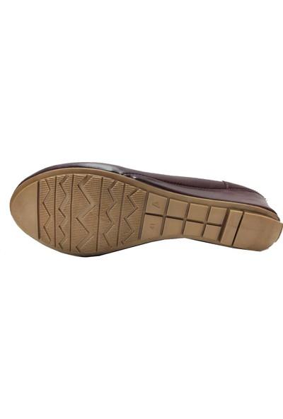 Mavişim 0610 Büyük Numara Kadın Ayakkabı