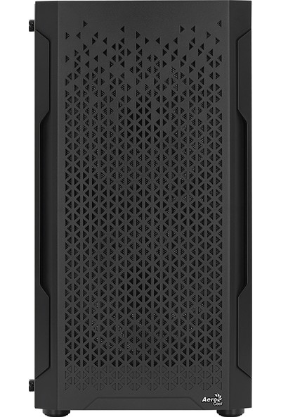 Aerocool Trinity Mini V2 3xFRGB Fanlı FRGB LED Fanlı Mesh Ön Panel Temperli Cam Yan Panel USB 3.0 mATX Bilgisayar Kasası (AE-TRI-V2)