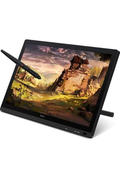 """Artisul D22 21,5"""" Pen Display Grafik Tablet - Ergonomik Stand (UCSP2201)"""