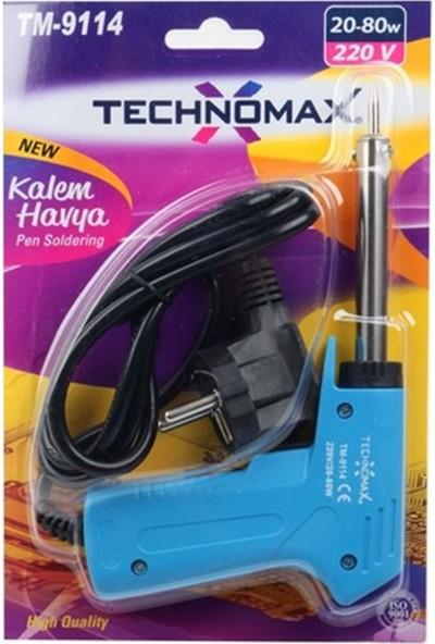 Technomax Tecnomax Tm-9114 Tabanca Kalem Havya