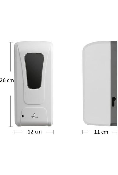 Hec Tech Sensörlü Dezenfektan Püskürme Cihazı