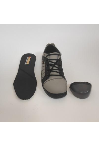 DOZER SHOES Çelik Burunlu Kadın Iş Ayakkabısı Su Geçirmez Kaymaz