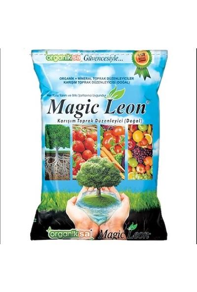 Organiksa Organikse Leonardit Organik Toprak Düzenleyici Toz 1 kg