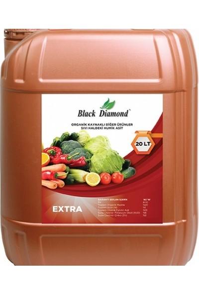 Organiksa Black Diamond Extra 20 Litre Gübre Harika Sonuç
