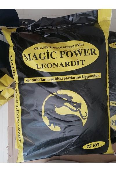 Organiksa Leonardit 25 kg Granül