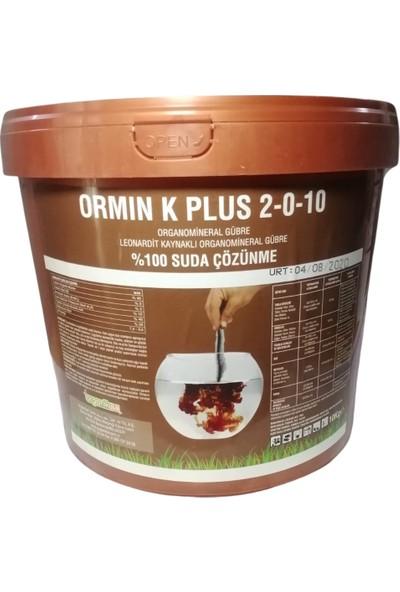 Organiksa Gübre Ormin K Plus 2-0-10 Harika Gübre 10 kg Ideal