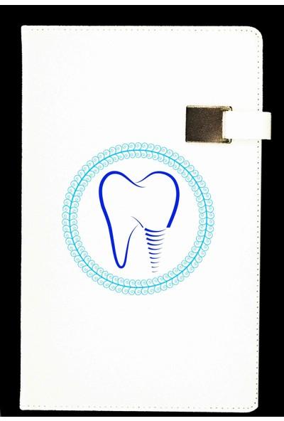 Mybamba Diş Hekimlerine Özel Çizgili Ajanda - 2