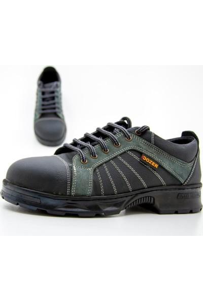 Çelik Burunlu Iş Ayakkabısı Su Geçirmez Terletmez ( JaguarSiyah))