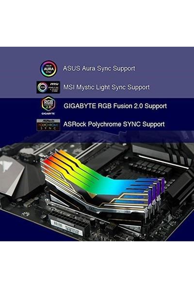 OLOy WarHawk RGB 8GB 3200MHz CL16 DDR4 Ram MD4U083216BESA