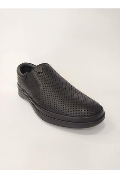 Forex 2961 Günlük Deri Erkek Bağsız Ayakkabı