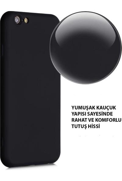 KZY REEDER P13 Blue Max Kapak Silikon Lux Kılıf Siyah