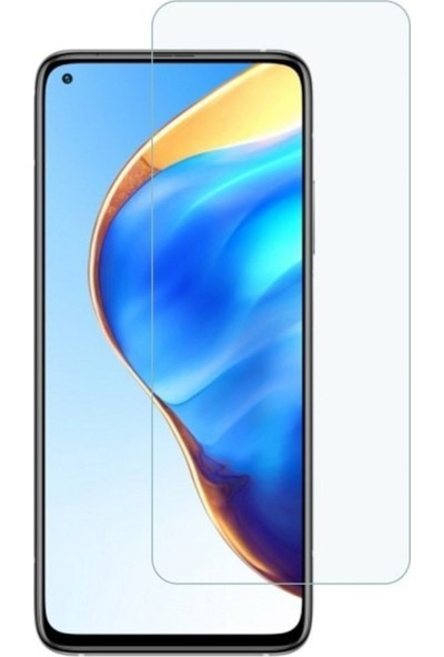 KZY Xiaomi Mi 10t Pro Temperli Ekran Koruyucu Kırılmaz Cam Ekonomik 3'lü Paket Şeffaf