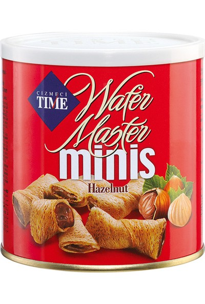 Çizmeci Time Wafer Master Mınıs Fındıklı 120 gr