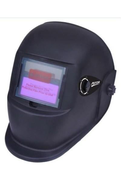 Astor Colormatik Kaynak Maskesi Otomatik Kararan Kolormatik