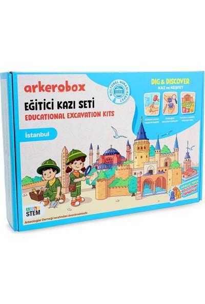 arkerobox Istanbul Eğitici Kazı Seti