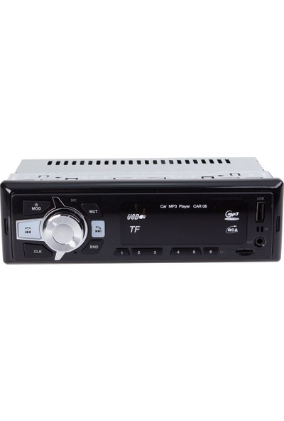 Cvs Oto Teyp Radyo Bluetooth DN6304