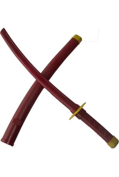 Karakuş Oyuncak Plastik Kınlı Kılıç